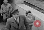 Image of U.S. Army 4th Cavalry troops enter Erftwerk factory  Grevenbroich Germany, 1945, second 59 stock footage video 65675072984