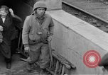 Image of U.S. Army 4th Cavalry troops enter Erftwerk factory  Grevenbroich Germany, 1945, second 60 stock footage video 65675072984