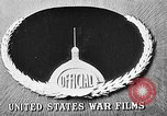Image of Thomas W Wilson United States USA, 1918, second 36 stock footage video 65675072987