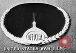 Image of Thomas W Wilson United States USA, 1918, second 37 stock footage video 65675072987