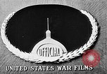 Image of Thomas W Wilson United States USA, 1918, second 38 stock footage video 65675072987