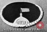 Image of Thomas W Wilson United States USA, 1918, second 42 stock footage video 65675072987