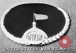 Image of Thomas W Wilson United States USA, 1918, second 43 stock footage video 65675072987
