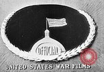 Image of Thomas W Wilson United States USA, 1918, second 46 stock footage video 65675072987