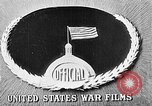 Image of Thomas W Wilson United States USA, 1918, second 48 stock footage video 65675072987