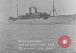 Image of troops march past France, 1918, second 2 stock footage video 65675072990