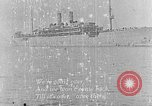 Image of troops march past France, 1918, second 5 stock footage video 65675072990