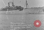 Image of troops march past France, 1918, second 11 stock footage video 65675072990
