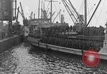 Image of troops march past France, 1918, second 30 stock footage video 65675072990