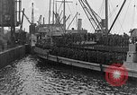 Image of troops march past France, 1918, second 32 stock footage video 65675072990