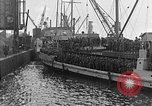 Image of troops march past France, 1918, second 34 stock footage video 65675072990