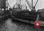 Image of troops march past France, 1918, second 38 stock footage video 65675072990