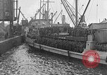 Image of troops march past France, 1918, second 39 stock footage video 65675072990