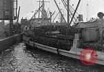 Image of troops march past France, 1918, second 47 stock footage video 65675072990