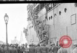 Image of troops march past France, 1918, second 50 stock footage video 65675072990