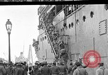 Image of troops march past France, 1918, second 51 stock footage video 65675072990