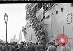 Image of troops march past France, 1918, second 52 stock footage video 65675072990