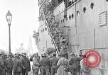 Image of troops march past France, 1918, second 55 stock footage video 65675072990