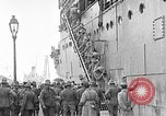 Image of troops march past France, 1918, second 56 stock footage video 65675072990