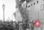 Image of troops march past France, 1918, second 57 stock footage video 65675072990