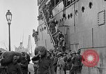 Image of troops march past France, 1918, second 61 stock footage video 65675072990