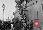 Image of troops march past France, 1918, second 62 stock footage video 65675072990