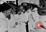 Image of Sultan Sidi Mohammed Morocco North Africa, 1944, second 16 stock footage video 65675072995