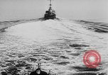Image of German Minelayer English Channel, 1944, second 16 stock footage video 65675073000