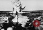 Image of German Minelayer English Channel, 1944, second 58 stock footage video 65675073000