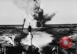 Image of German Minelayer English Channel, 1944, second 59 stock footage video 65675073000