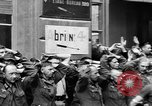 Image of German capitulation Paris France, 1944, second 25 stock footage video 65675073009
