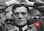 Image of German capitulation Paris France, 1944, second 30 stock footage video 65675073009