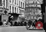 Image of snipers attack Paris France, 1944, second 56 stock footage video 65675073010