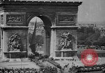 Image of Allied Invasion Paris France, 1944, second 1 stock footage video 65675073011