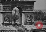 Image of Allied Invasion Paris France, 1944, second 3 stock footage video 65675073011