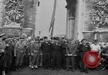 Image of Allied Invasion Paris France, 1944, second 7 stock footage video 65675073011