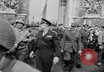 Image of Allied Invasion Paris France, 1944, second 21 stock footage video 65675073011
