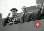 Image of Russian troops Moscow Russia Soviet Union, 1965, second 17 stock footage video 65675073017