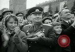 Image of Russian troops Moscow Russia Soviet Union, 1965, second 24 stock footage video 65675073017