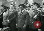 Image of Russian troops Moscow Russia Soviet Union, 1965, second 34 stock footage video 65675073017