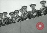Image of Russian troops Moscow Russia Soviet Union, 1965, second 59 stock footage video 65675073017