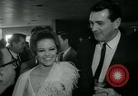 Image of press reception New York United States USA, 1965, second 14 stock footage video 65675073018