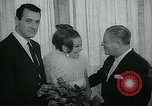 Image of press reception New York United States USA, 1965, second 24 stock footage video 65675073018