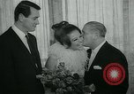 Image of press reception New York United States USA, 1965, second 25 stock footage video 65675073018