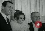 Image of press reception New York United States USA, 1965, second 27 stock footage video 65675073018