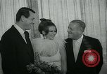 Image of press reception New York United States USA, 1965, second 28 stock footage video 65675073018
