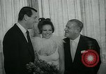 Image of press reception New York United States USA, 1965, second 29 stock footage video 65675073018