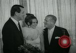 Image of press reception New York United States USA, 1965, second 30 stock footage video 65675073018