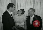 Image of press reception New York United States USA, 1965, second 32 stock footage video 65675073018