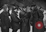 Image of Russian aviators depart Moscow in flight to North Pole Moscow Russia Soviet Union, 1937, second 19 stock footage video 65675073020